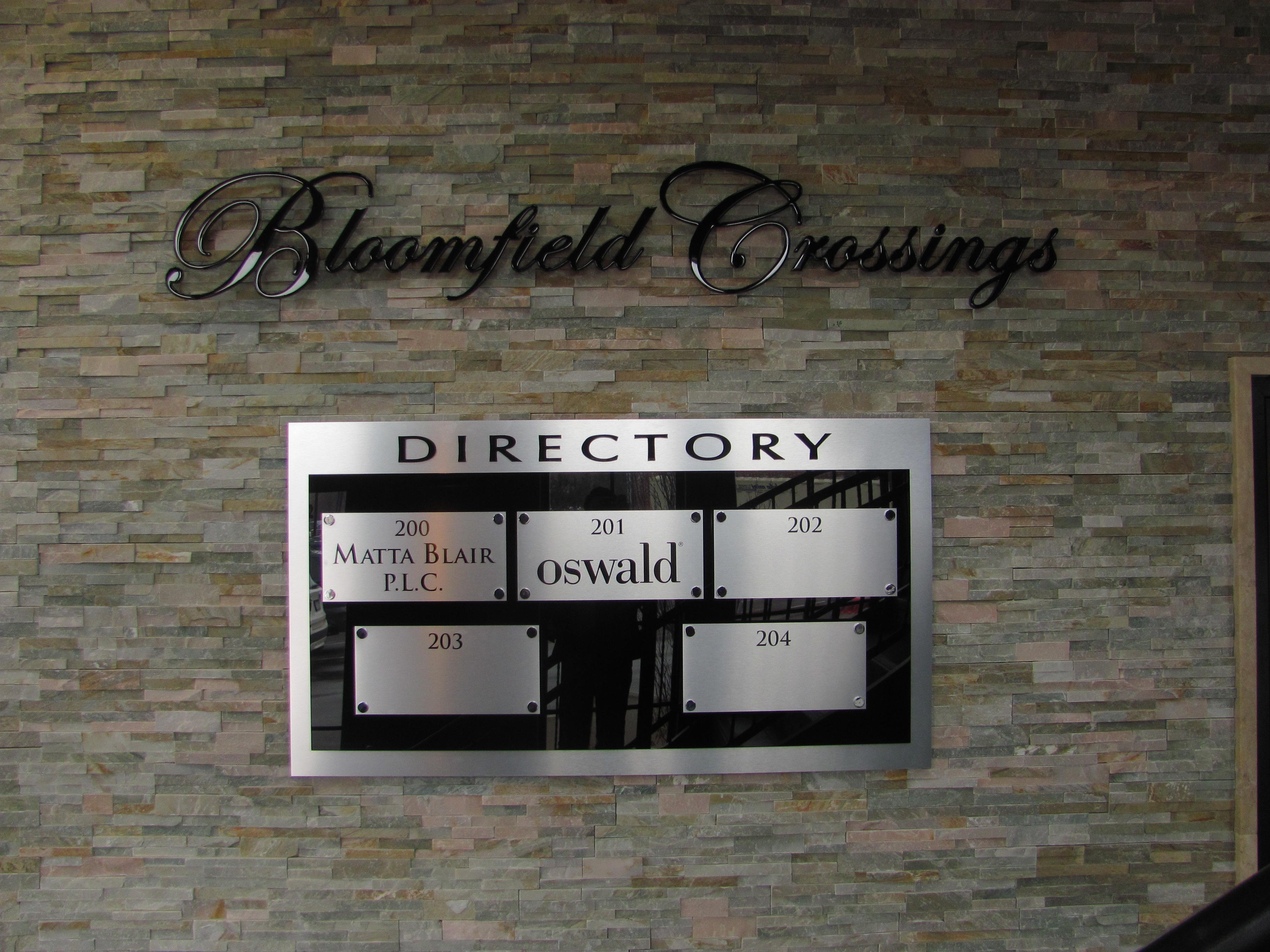 Wayfinding & Directories